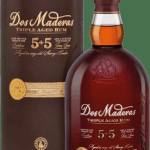 DOS MADERAS 5+5-0,7L TUBA – BARBADOS