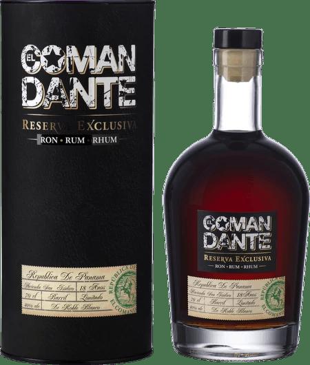 EL COMANDANTE RESERVA -0,7L