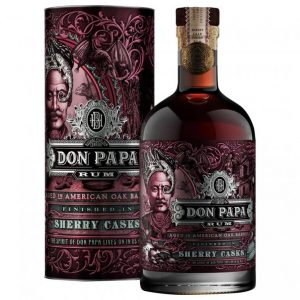 DON PAPA SHERRY CASK 0,7 L