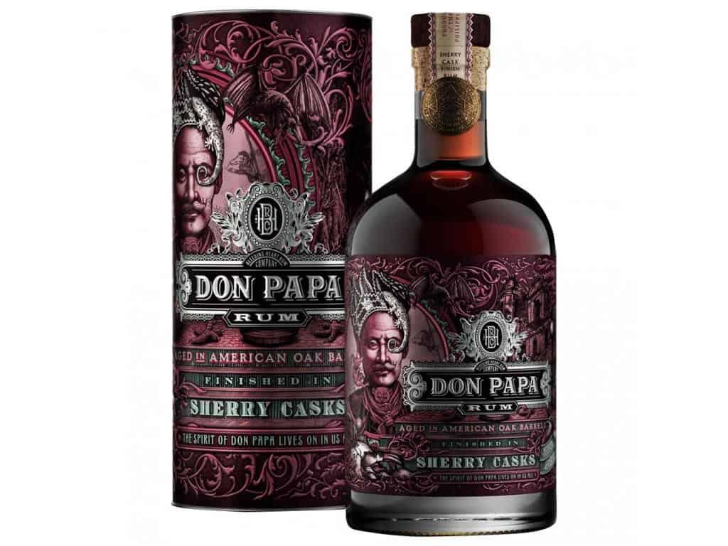 DON PAPA SHERRY CASK 0,7 L