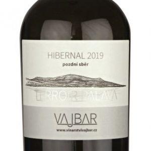 VAJBAR - HIBERNAL - pozdní sběr - polosuché - 2019
